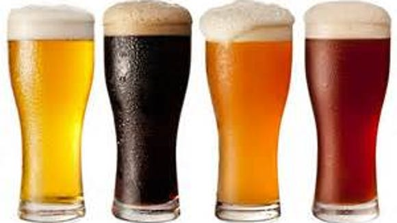 Look for lots of specialty beers this weekend at area breweries.
