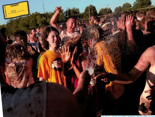 Photos from Kickapoo High School's HOW Night in 2010.