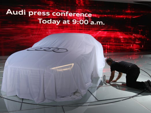 Cadillac Ats V Coupe Indianapolis >> Autos: Fancy cars, hot concepts rule at L.A. Auto Show
