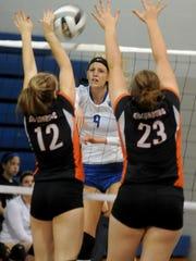 Gibsonburg at Wynford sectional volleyball 02.jpg