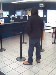 Police are helping investigate a bank robbery reported