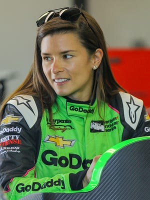 """Danica Patrick had her final Indy 500 media day on Thursday. """"I'm not scared of you guys,"""" she told reporters. """"I'm not. Look, if you write a bad article and there's things in it that are not true, I'm happy to call it out. But, I'm not scared to talk to you."""""""