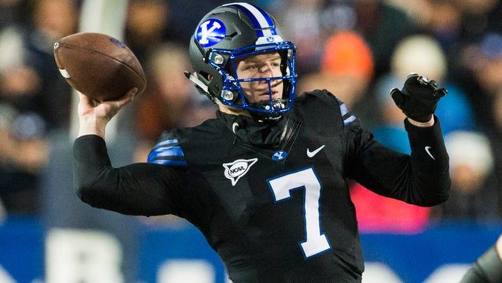 BYU retains Old Wagon Wheel, beats Utah State 28-10