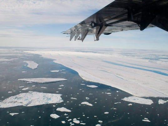 AP Canada Arctic Sovereignty Claims