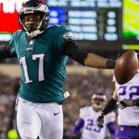 Even without Wentz, Jeffery, Eagles' improved defense may give them a chance