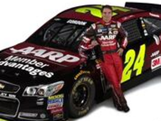 Jeff Gordon Chevrolet >> Aarp To Sponsor Jeff Gordon S Chevrolet Ss