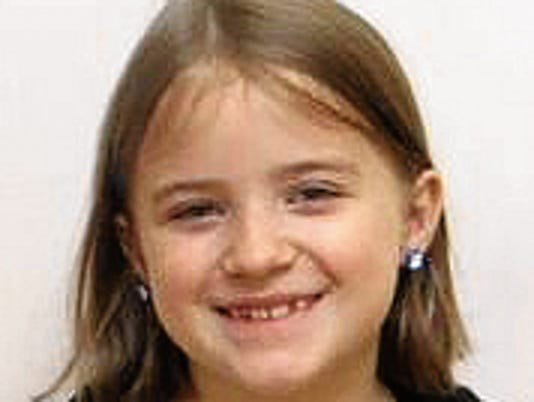 Maddy Grayless, 8, of Longmont, Colorado, who died of aggressive bone cancer on June 16 of this year, is remembered through random acts of kindness.
