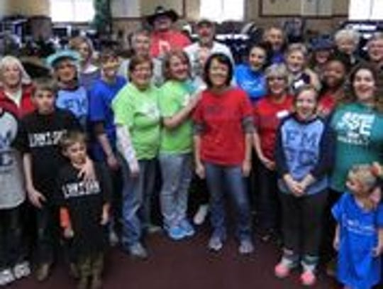 The two-day FMSC event, held at the First Baptist Church