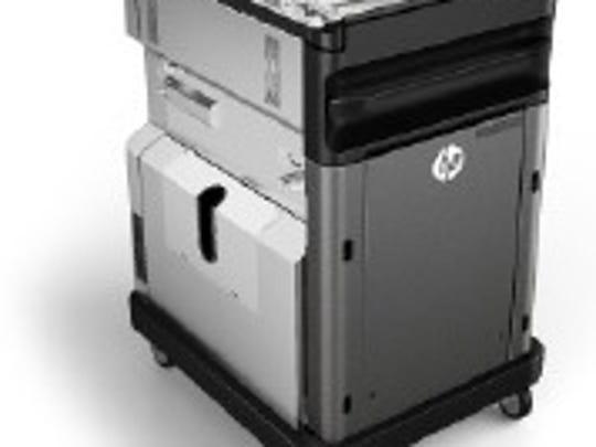 HP Jet Fusion 3D Build Unit