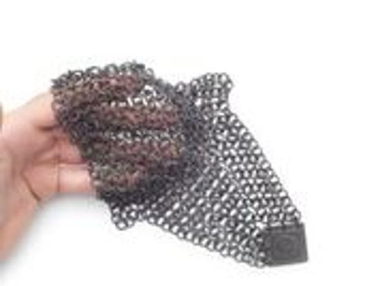 3-D printed material from HP.