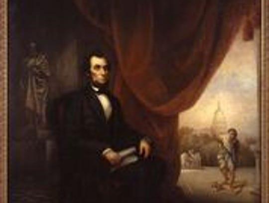 Solomon Nunes Carvalho, 1815-1897, Abraham Lincoln