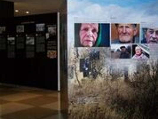 FRM holocaust exhibit