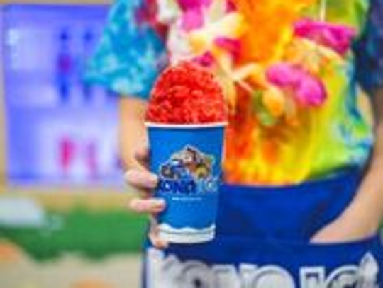 Kona Ice is giving away free shaved ice on Tuesday,