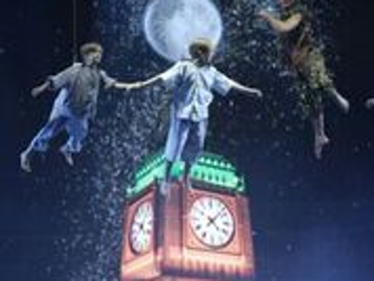 Peter Pan 3D Spectacular coming to The Strand Theatre for the 2017-2018 season.