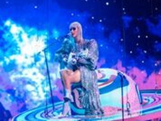Katy Perry's Witness: The Tour kicked off in Canada