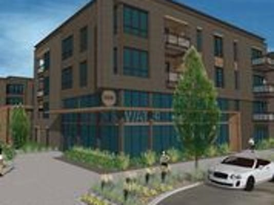 Condos Proposed In Place Of Apartments On Milwaukee S East