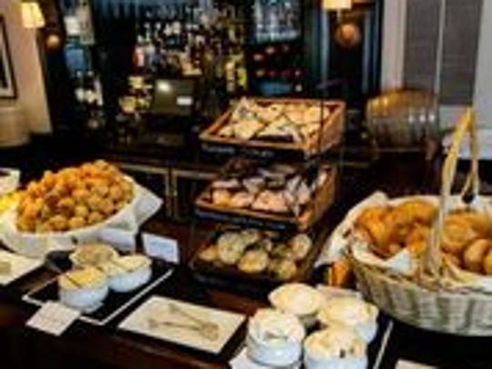 Come and get it : Mother's Day Brunch at Ho Ho Kus