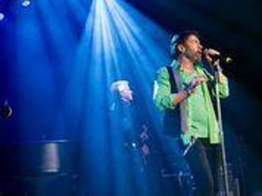 Paul Rodgers in concert for cover