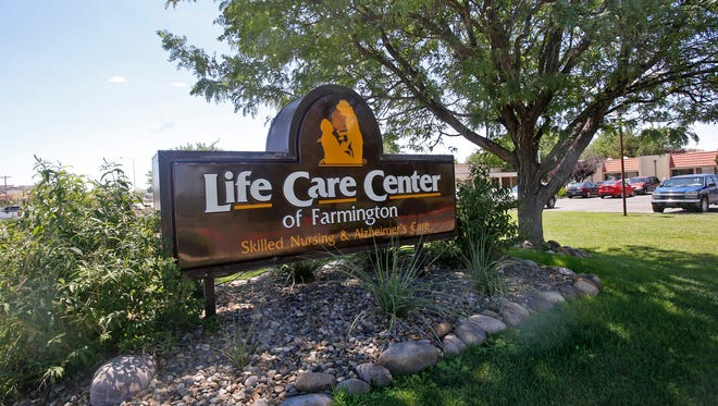 Jason Odenthal has been named the new executive director of Life Care Center of Farmington.