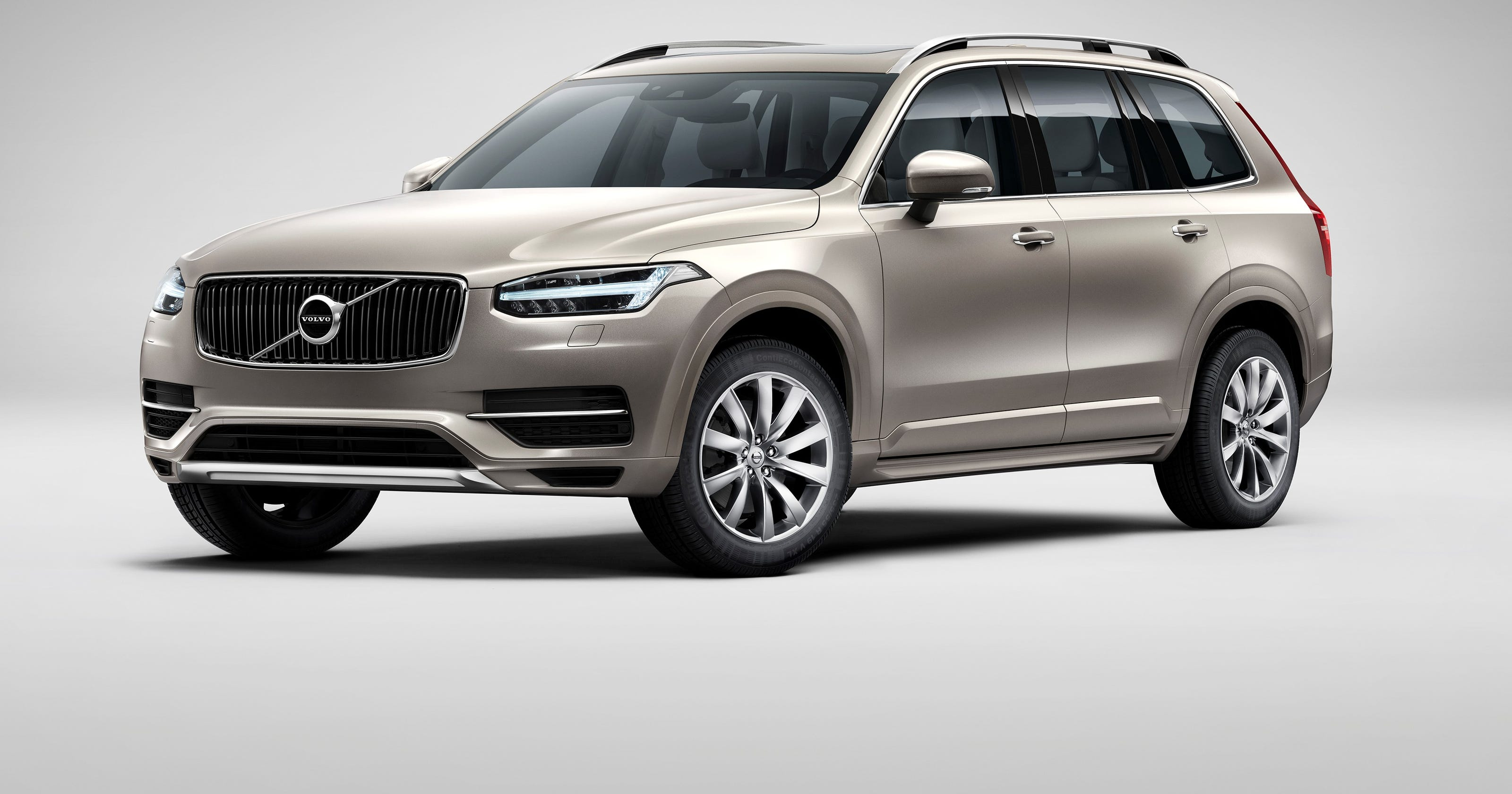 Volvo goes USA, picks S C  for first factory