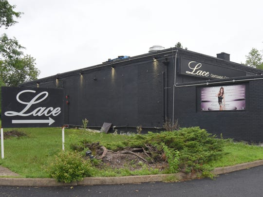 Daniels will perform at Lace Gentlemen's Club and Restaurant