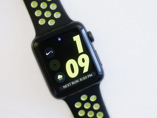 TEC-Digital Life-Apple Watch For Runners