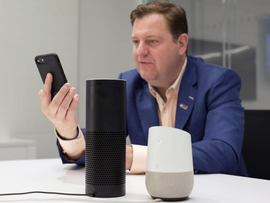 Voice Assistant Banking