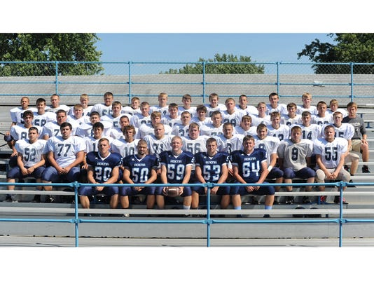 Adena High School football team