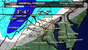 Forecast snowfall thru 7 PM from the First Alert Weather