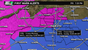 The National Weather Service has issued a Freeze Warning
