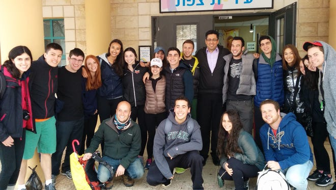 Twelfth grade students at  Solomon Schechter Westchester embark on a transformative trip to Poland and Israel.