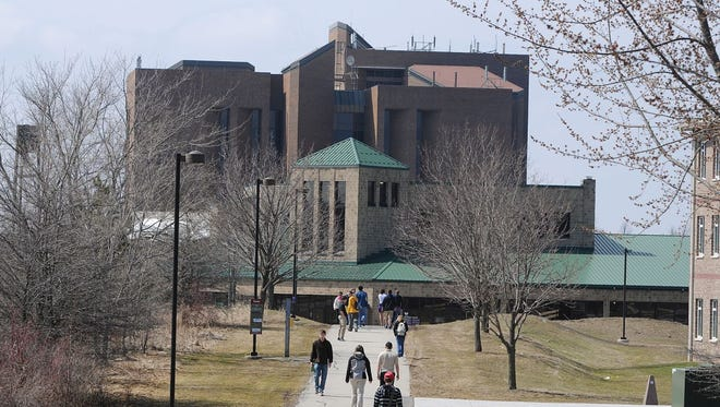 About one of every four UW-Green Bay employees who were offered a buyout have accepted the offer.