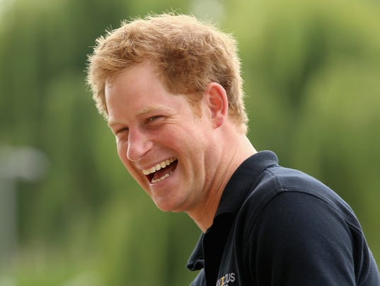 Prince Harry Invictus