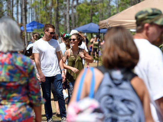 Oxbow Eco-Center's Earth Day Festival is 10 a.m. to 3 p.m. Saturday at 5400 S.E. St. James Drive in Port St. Lucie. There will be an archery demonstration and local beer.