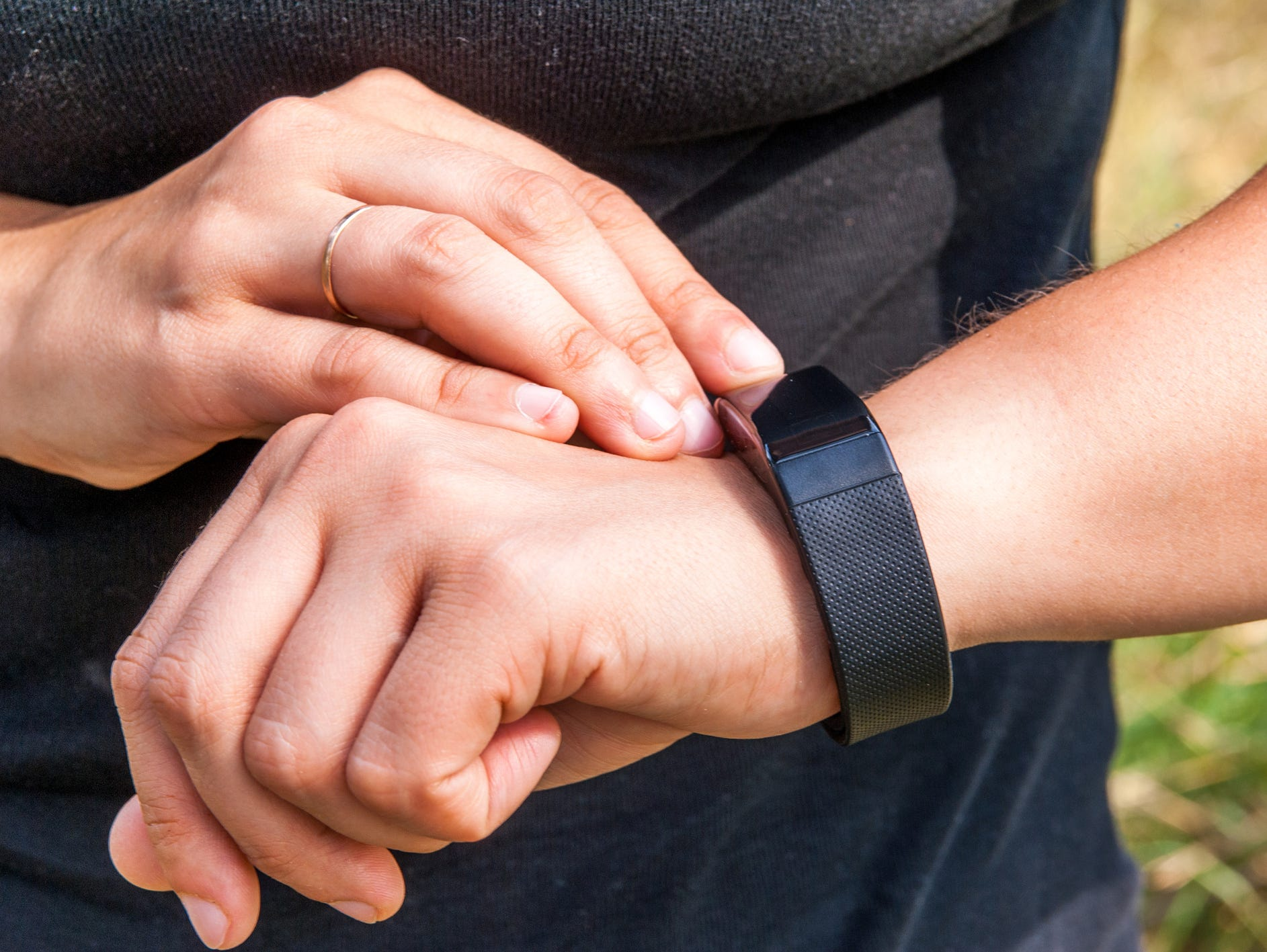 """Be on your way to a fabulous """"New You"""" in 2017. Enter to win a new Fitbit 1/10-1/31."""