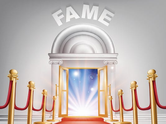 Fame Red Carpet Door