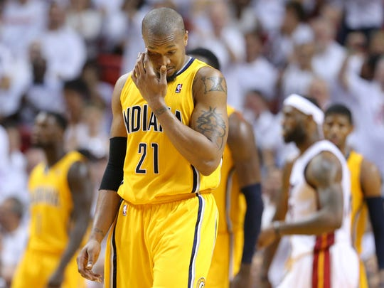 With a growing list of injuries, the 2014-15 season isn't off to a good start for the Pacers.