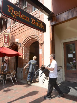 Wild Greg's Saloon will soon be coming to the Palafox Place space recently vacated by Helen Back.