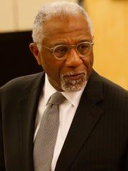 Defense attorney Alfredo Parrish