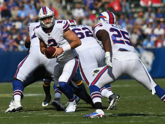 Final Score And Recap Los Angeles Chargers 54 Buffalo