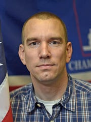 Darren Brown, former mayor of Chambersburg