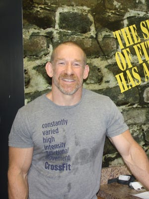 Northville resident and Northville High School teacher Bob Boshoven qualified for the CrossFit Games this week in Hermosa Beach, Calif.