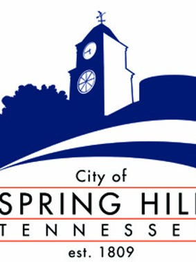 Spring Hill seal
