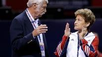 Ex-USA Gymnastics national team coordinator Martha Karolyi and her husband said they were unaware of Nassar's behavior.