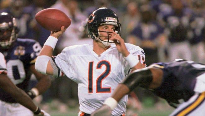 Former Bears quarterback Erik Kramer survived an apparent suicide attempt.