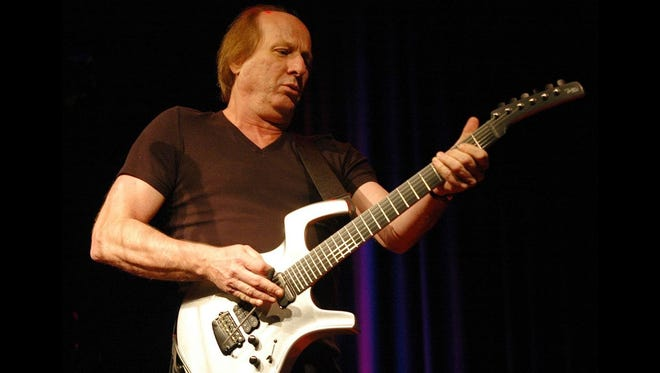 The Adrian Belew Power Trio will perform Thursday at the Magic Bag.