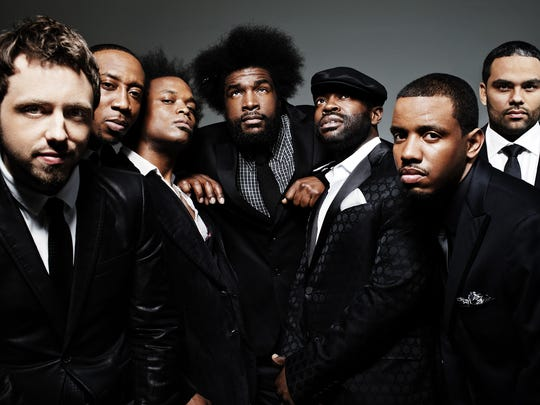 """The Roots, in town for the taping of """"The Tonight Show"""