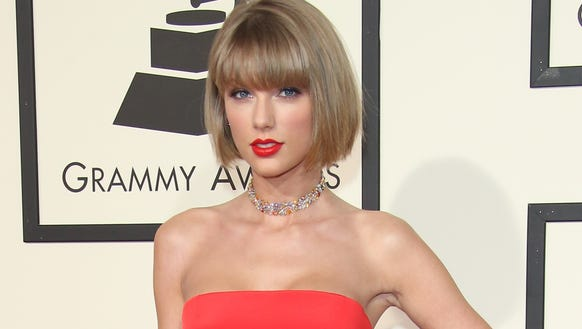 Taylor Swift is back with sixth album 'Reputation,'