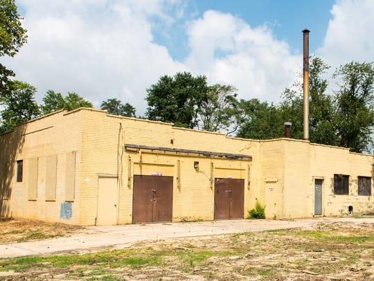 Property set for demolition at 320 S. East Ave in Vineland.