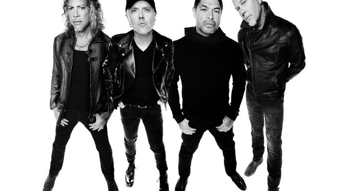 Metallica's James Hetfield has the all-time greatest rock n'n' roll injury.